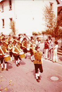 Musikzug Erlenbach 1979 Michelstadt_0001